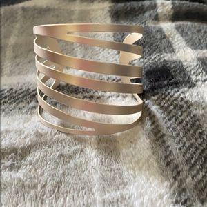 Bronze bracelet from charming Charlie's
